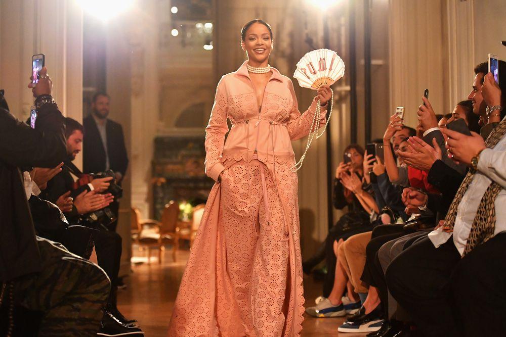 První ukázky z kolekce Fenty Puma By Rihanna pro jaro/léto 2017!