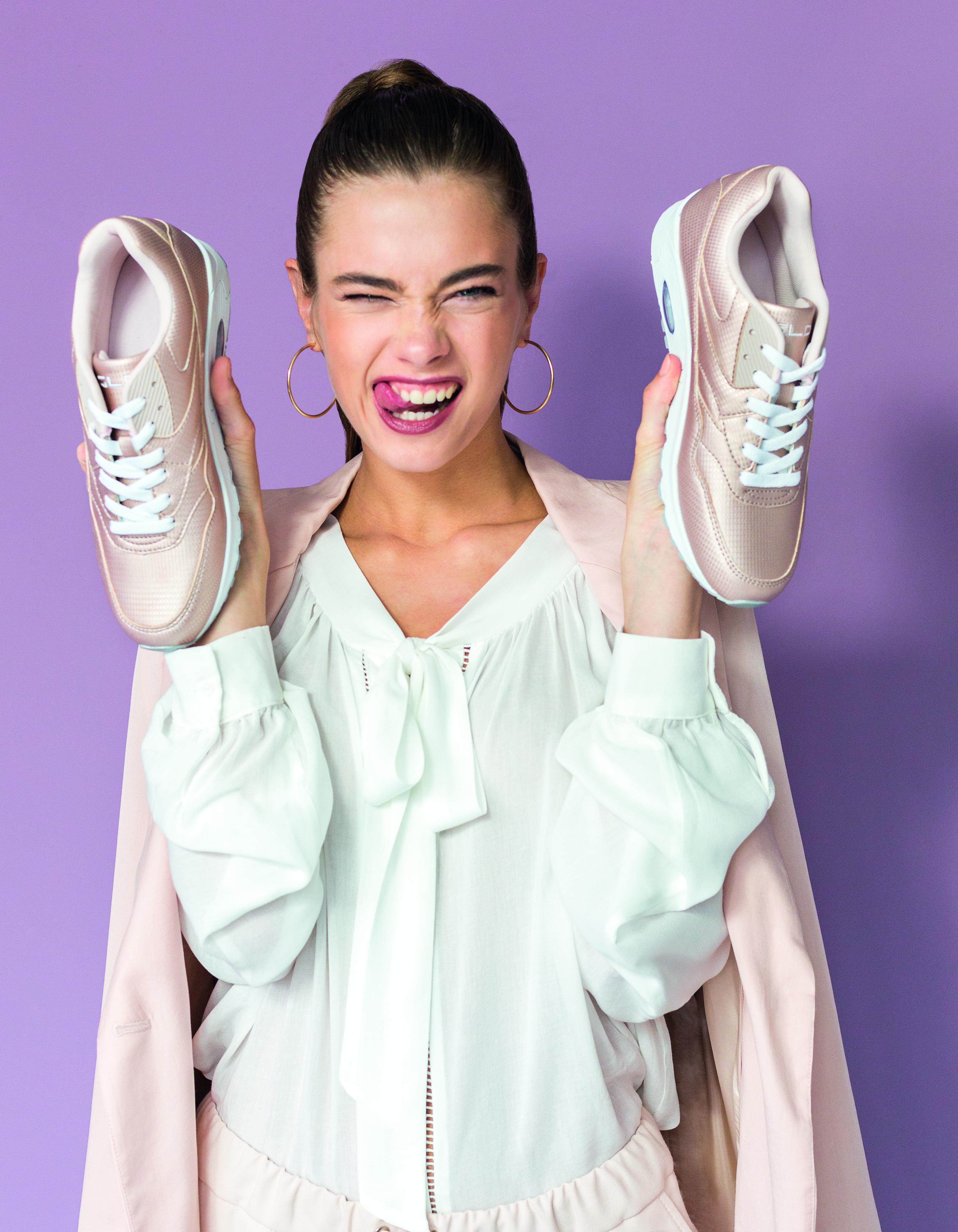 Baleríny nebo tenisky? Vyberte si trendy boty z kolekce Deichmann podzim/zima 2016