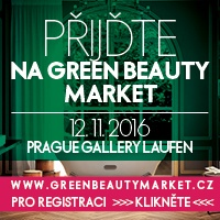 Milujete přírodní kosmetiku? Pak si nenechte ujít Green Beauty Market 2016