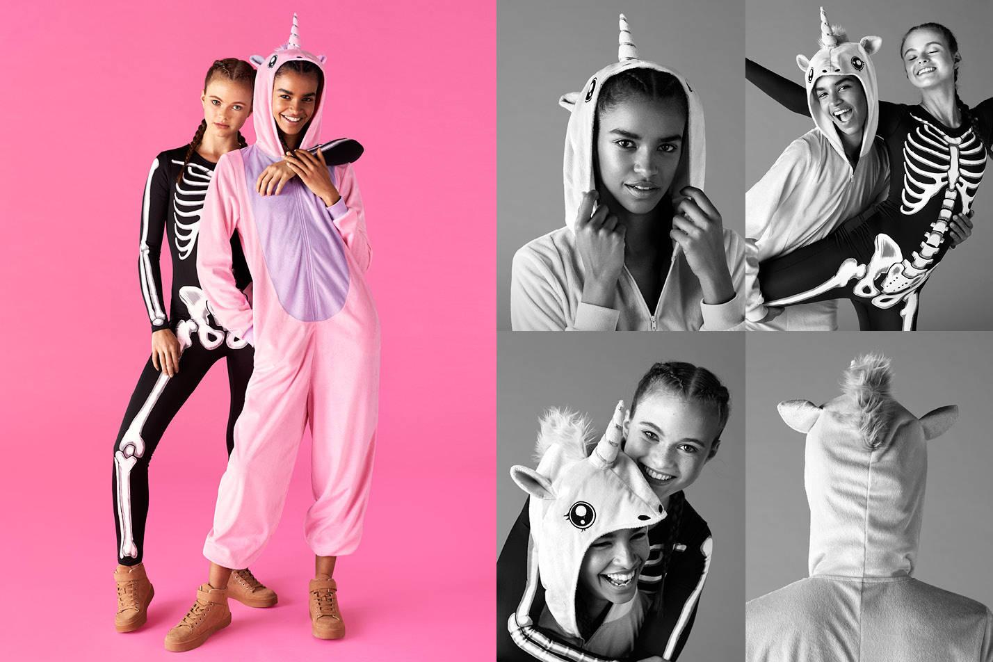 Halloween 2016 s H&M