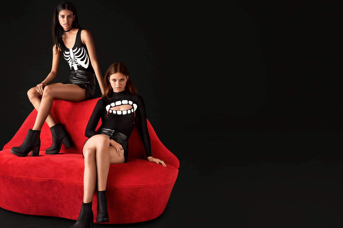 Halloween se blíží, připravte se na něj s kolekcí H&M!