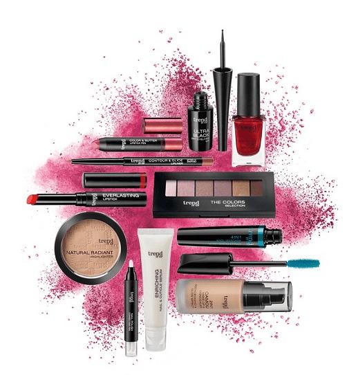 Nová kosmetika v dm trend IT UP se barev nebojí
