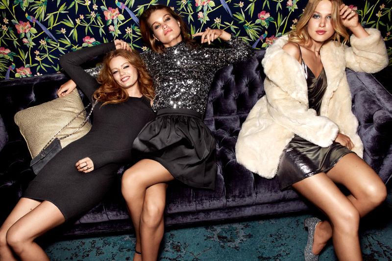 Nechte se inspirovat: Party kolekce H&M 2016 Paprsky světla odhalena