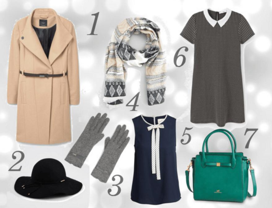 Listopadové módní nezbytnosti podle Fashionising