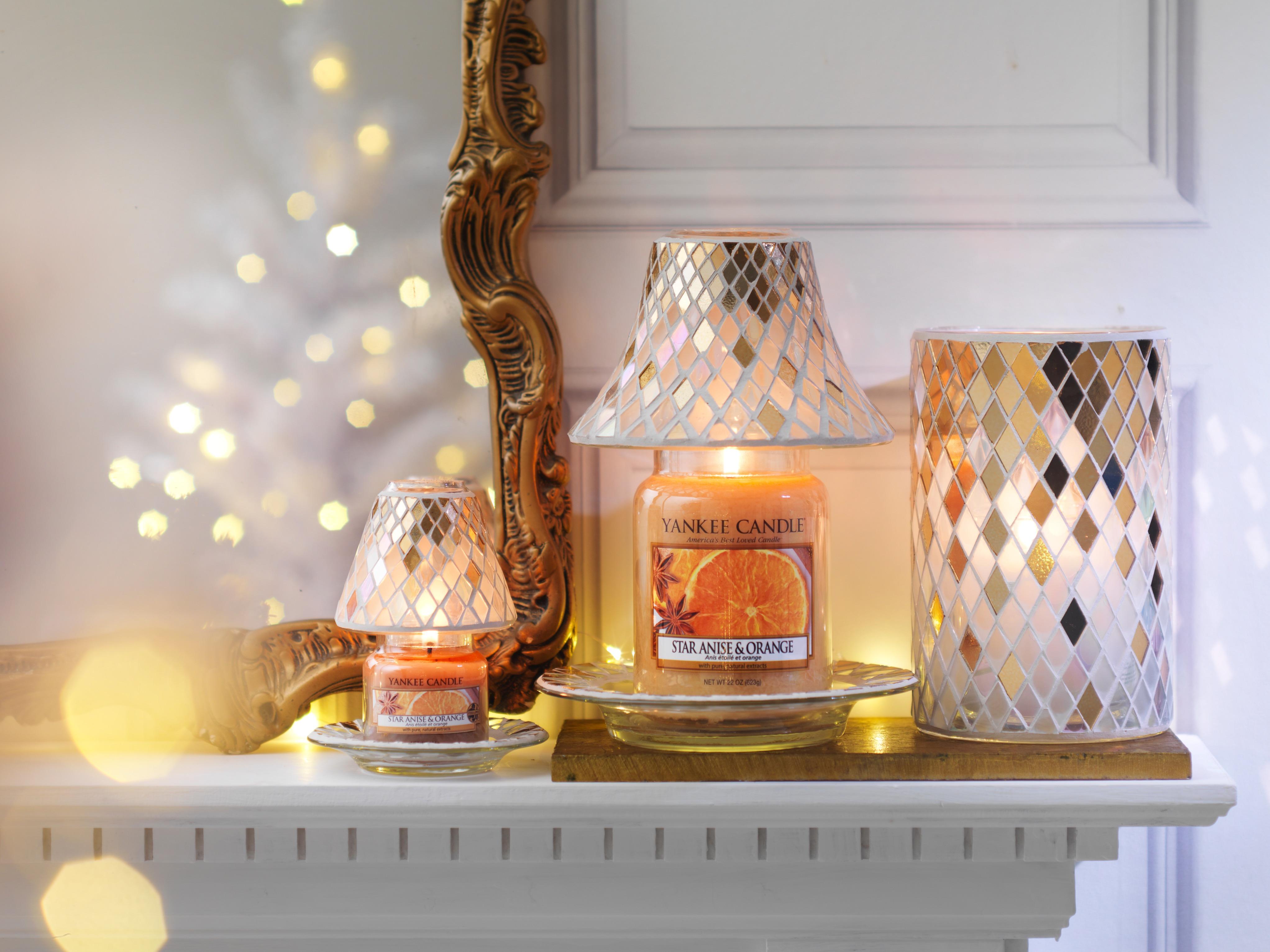 Vánoční setkání s Yankee svíčkami