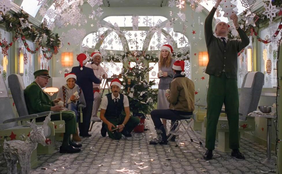 Hollywoodský režisér Anderson natočil vánoční video H&M