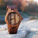 Dřevěné hodinky Timewood
