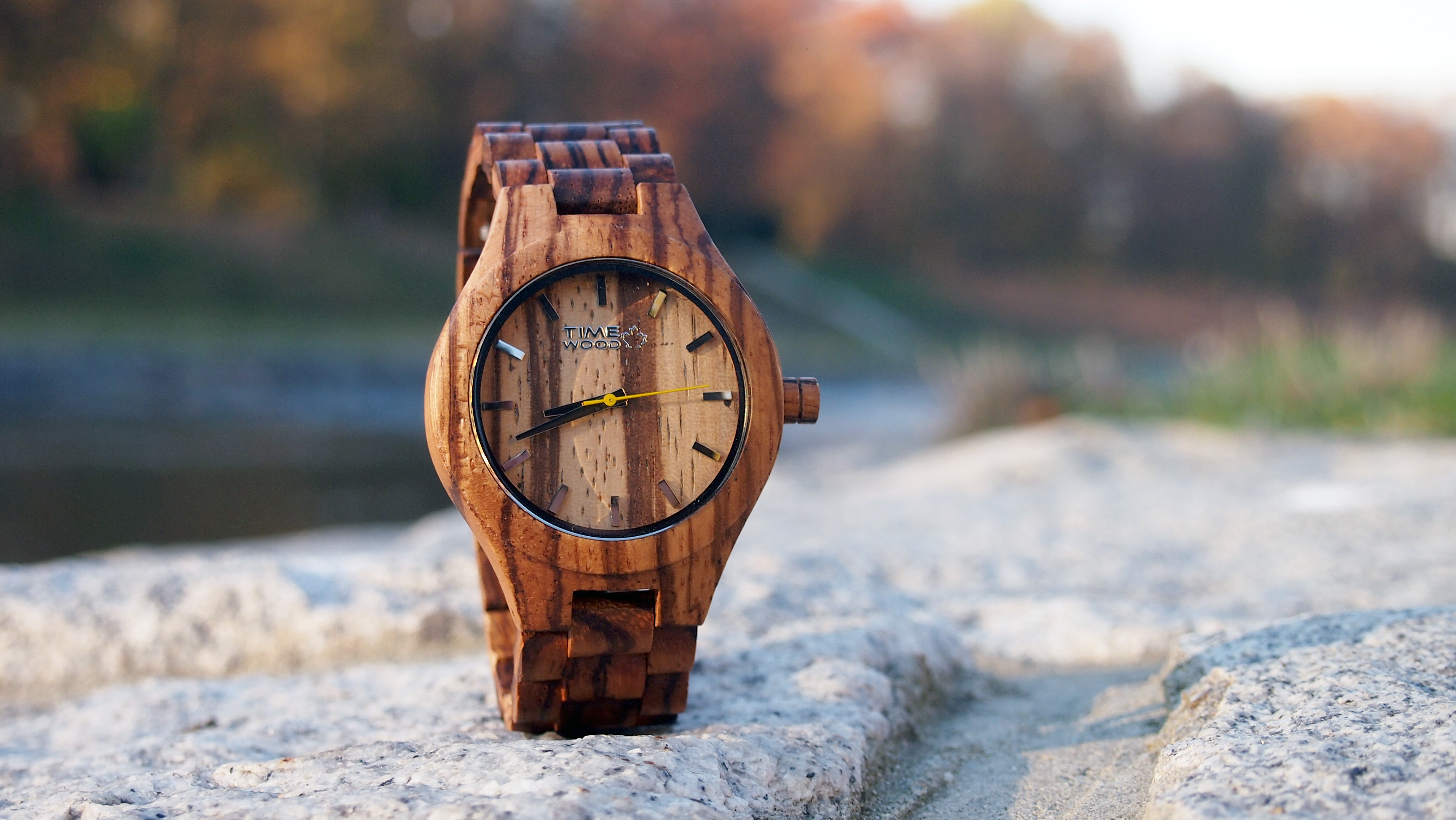 Nová kolekce Timewood: Stylové hodinky ze dřeva a kůže