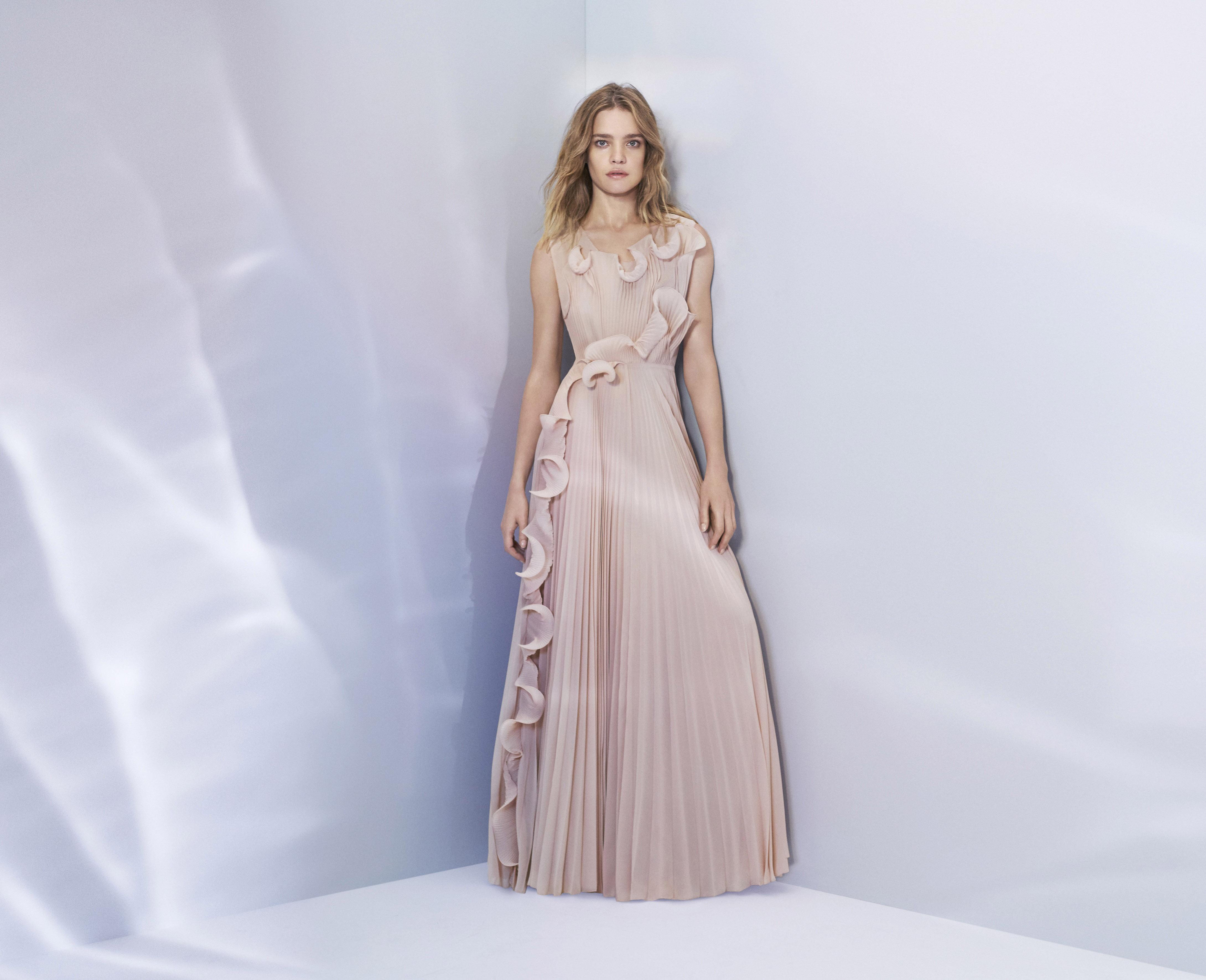 Natalia Vodianova v nové kampani H&M Conscious