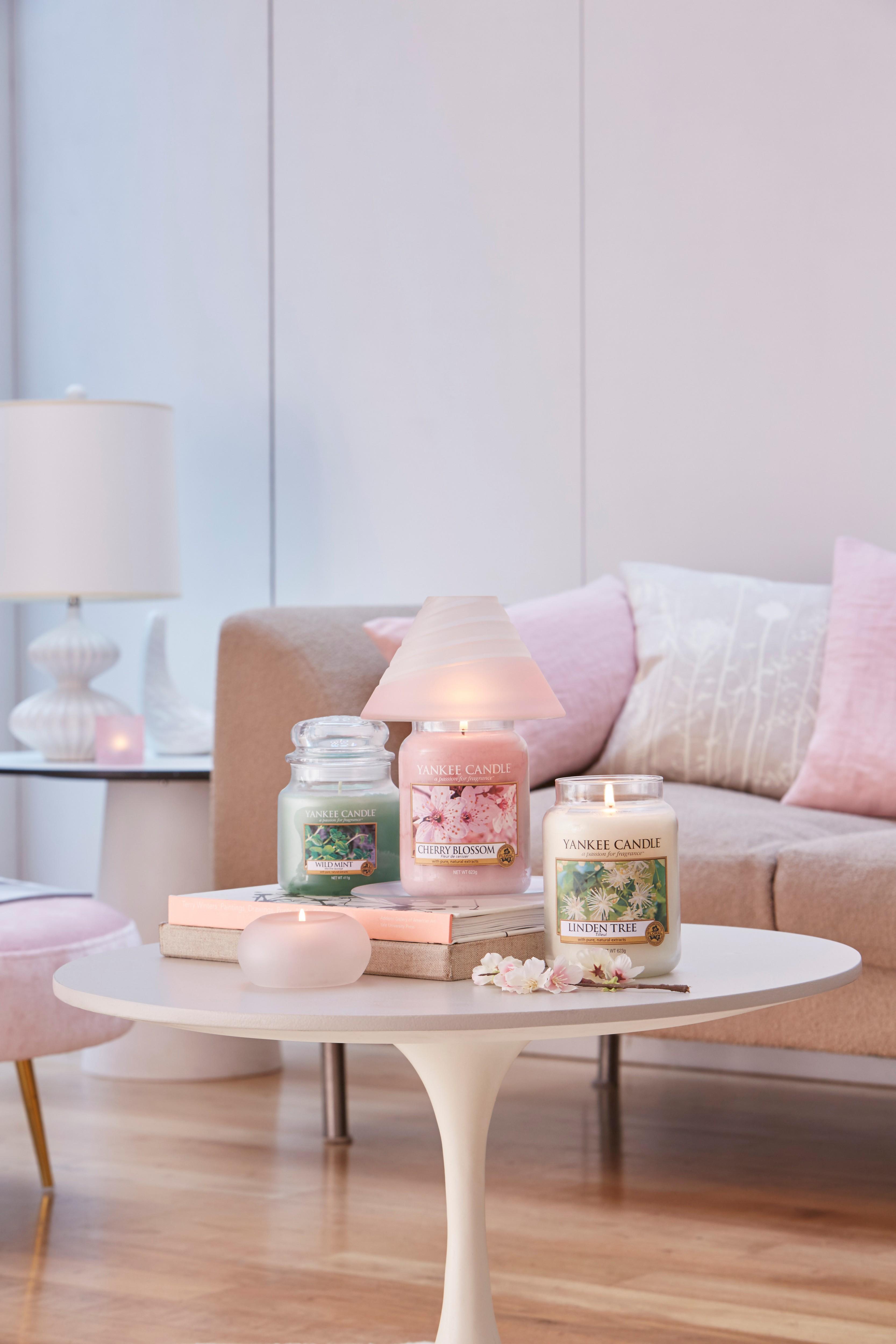 Přivítejte jaro s kolekcí Pure Essence od Yankee Candle