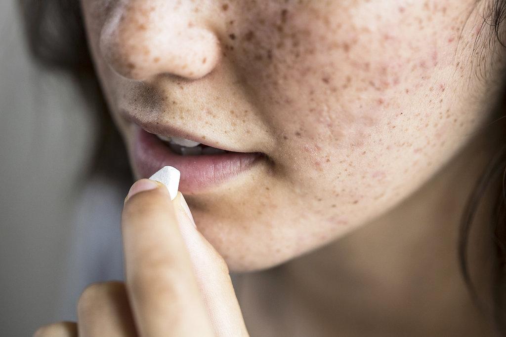 Novinka Lush: ústní voda v tabletkách