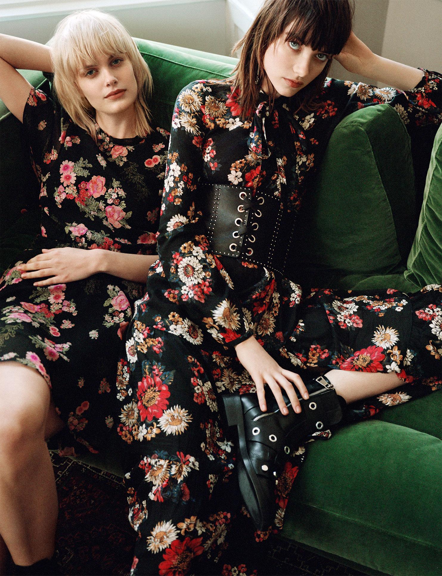 New Romantic – kolekce Zara jaro/léto 2017
