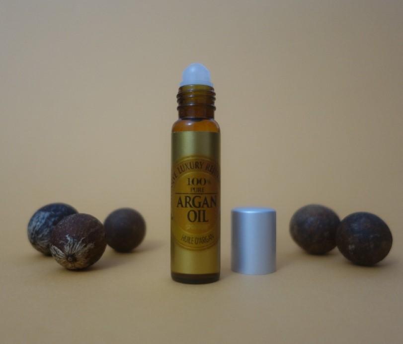 Fashionising testuje: Arganový olej v roll-on balení Sportique