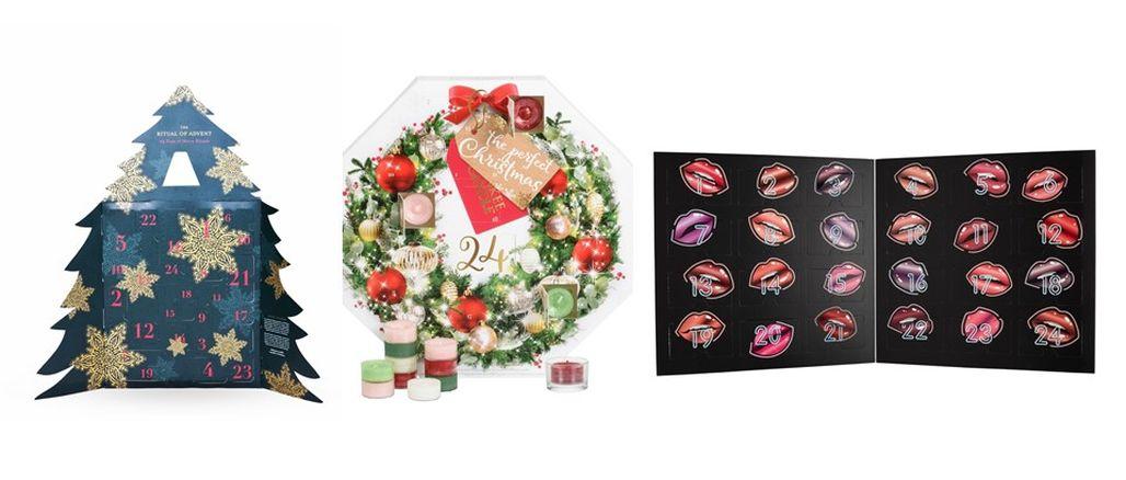Ty nejlepší (nejen) kosmetické adventní kalendáře