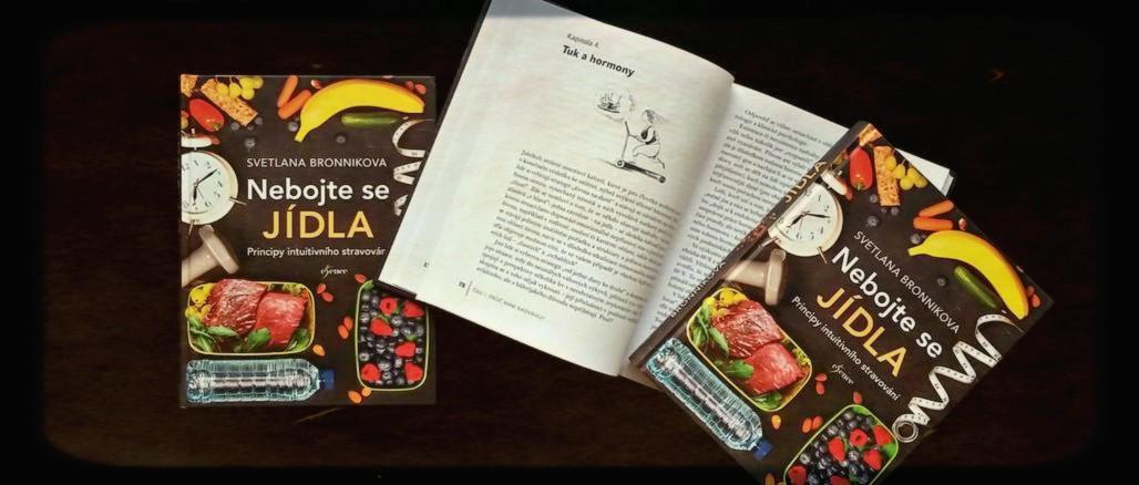 Soutěž o 3 knihy Nebojte se jídla