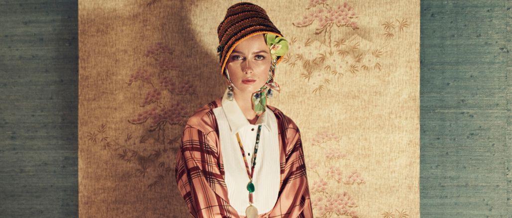 Steven Meisel nafotil elegantní portréty pro kampaň Zara jaro 2018