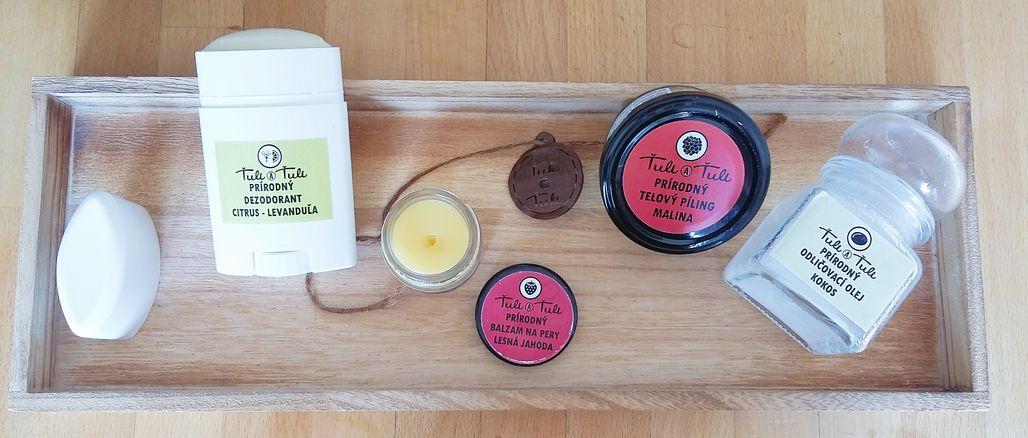 Velká recenze produktů přírodní značky Ťuli a Ťuli