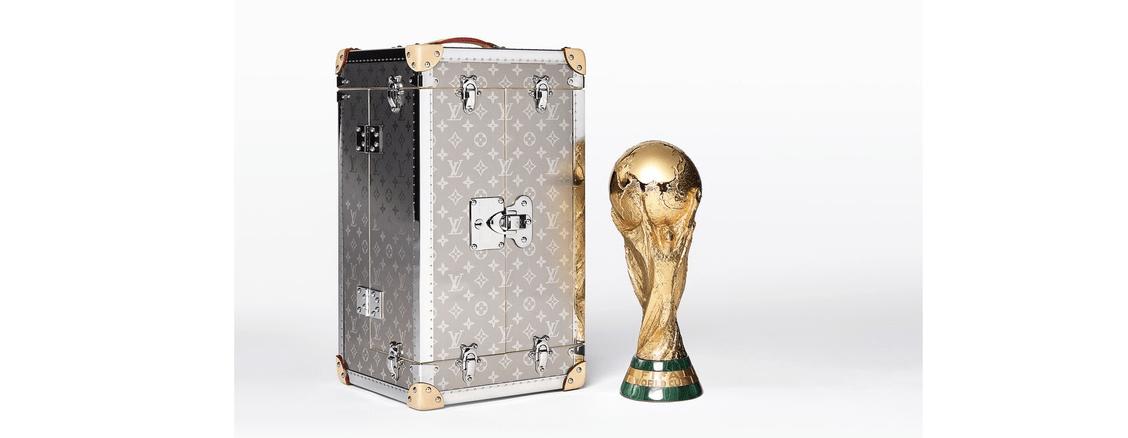 Louis Vuitton kope za FIFA World Cup a připravil speciální edici k MS ve fotbale 2018!