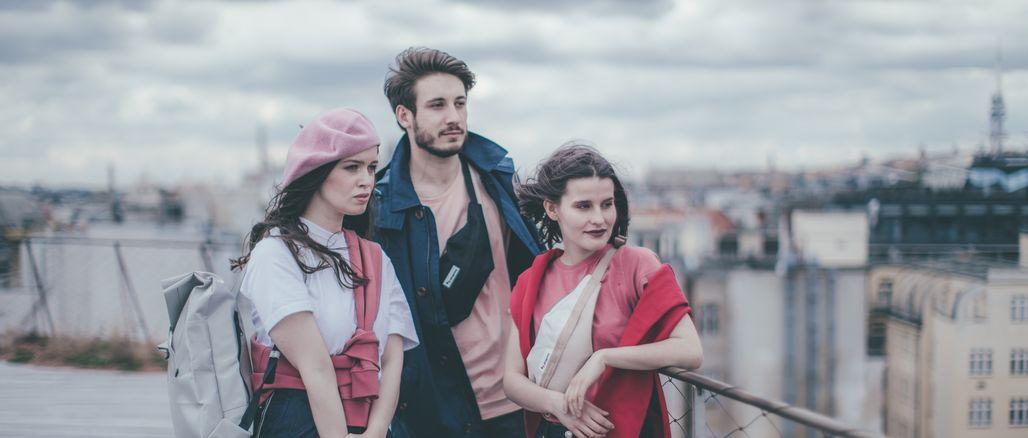 Freshlabels, Mia Doxanská a Nicole Kudělková na eko vlně