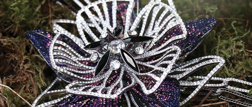 Zimní pohádka podle Swarovski: nová kolekce šperků vás okouzlí