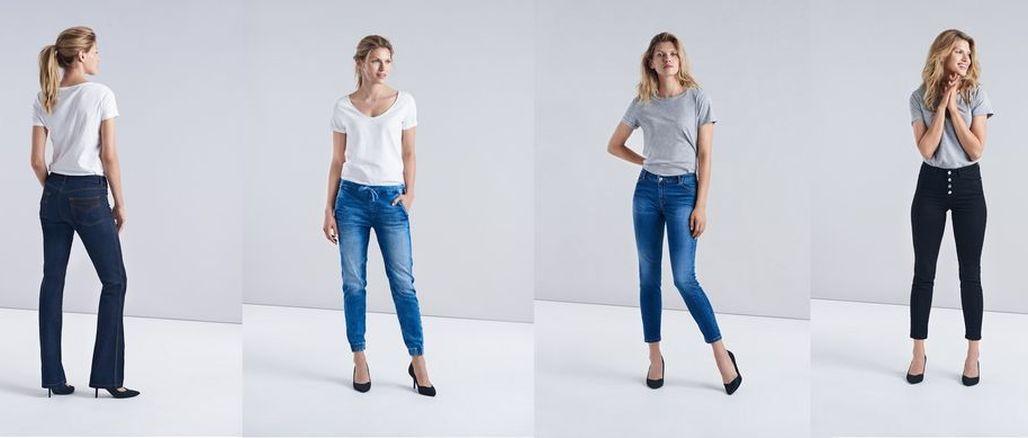 Perfektní džíny i pro vás! Mohito představuje novou řadu Jeans
