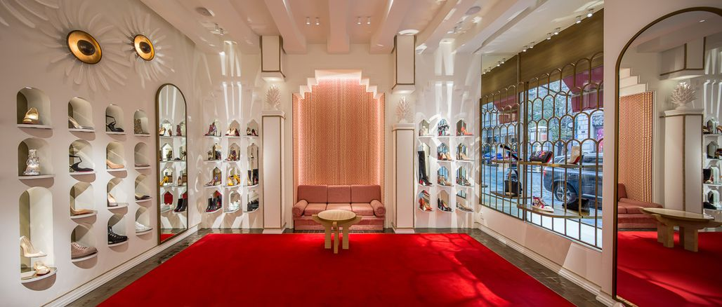 Je to tady: Christian Louboutin otvírá první butik v Česku!