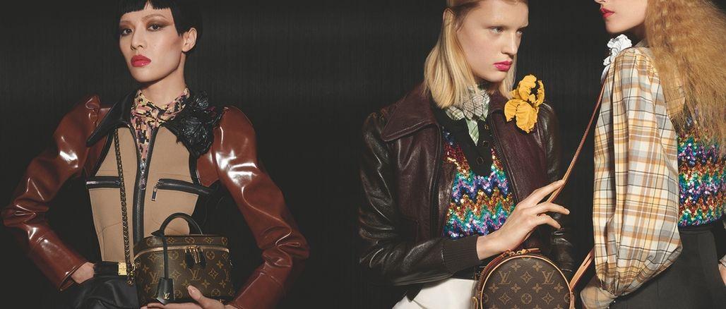 Louis Vuitton a Emma Stone představují kampaň pro jaro a léto 2020