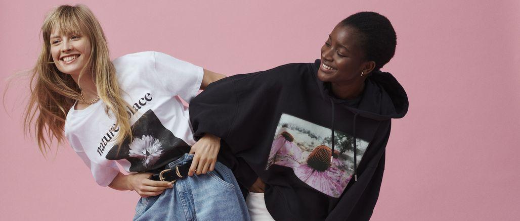 Helena Christensen x H&M: kolekce plná květin je v prodeji
