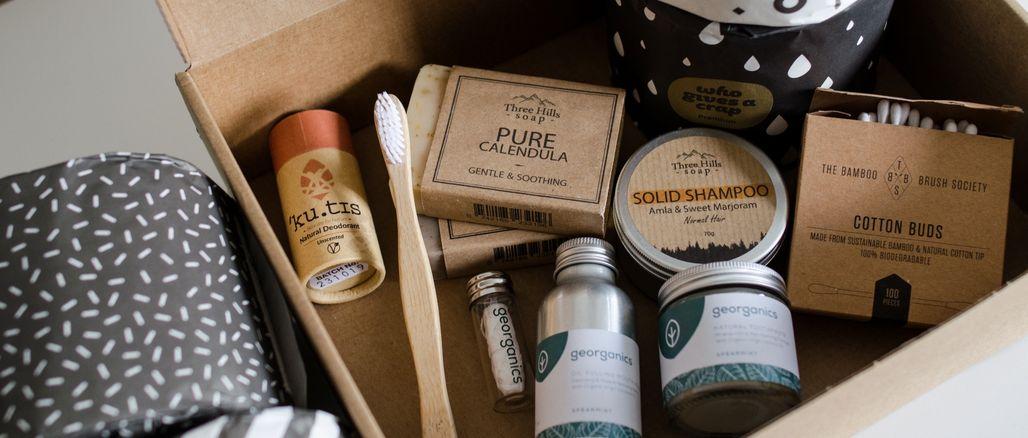 Beauty box s eko produkty je konečně tu!