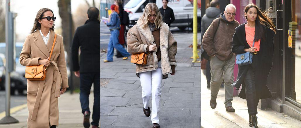 Celebrity s novinkou Louis Vuitton LV Pont 9