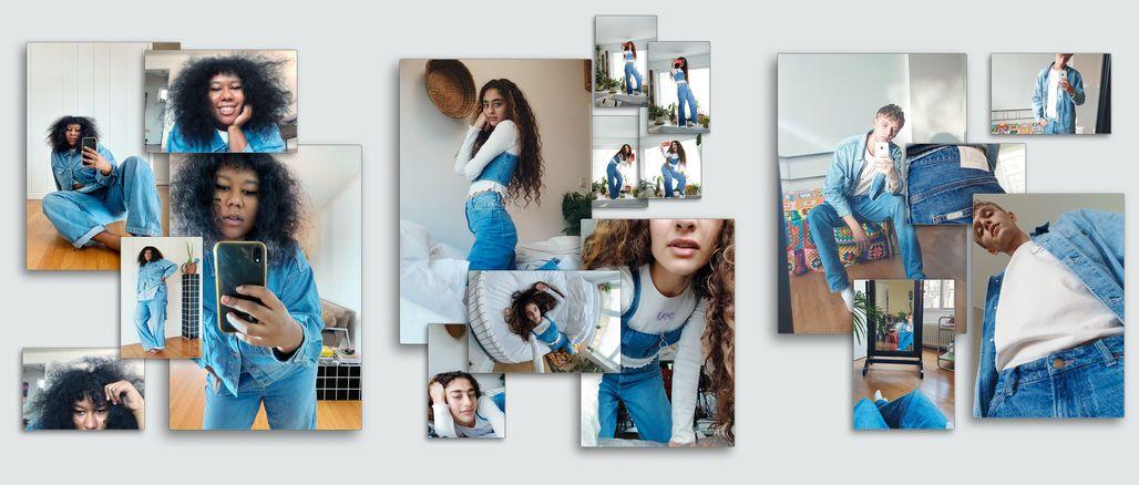 Lee x H&M: nová generace udržitelného denimu