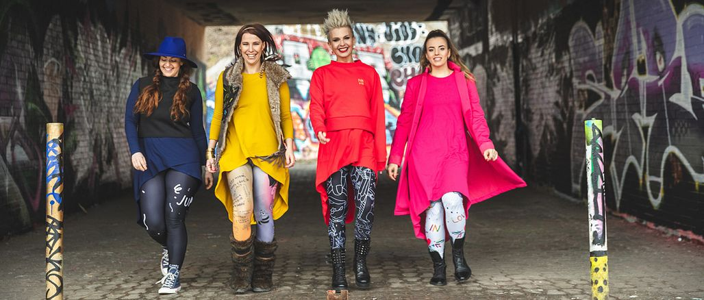 Sportujte stylově: Pura Vida se spojila se zahraničními umělci