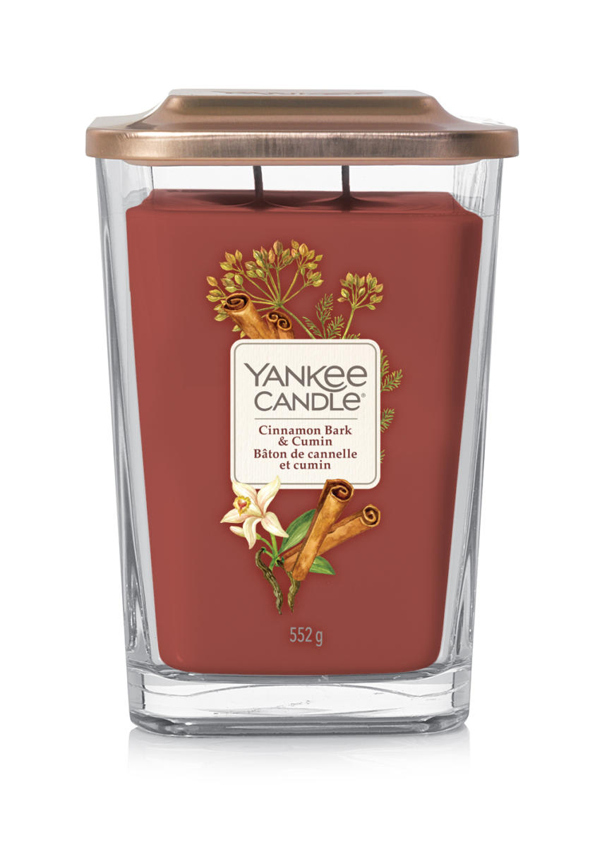 Svíčka Yankee Candle Elevation Cinnamon Bark & Cumin, od 299 Kč